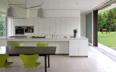 El color verde pistacho, pisando fuerte en decoración