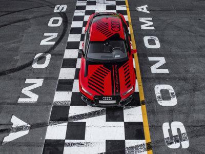 ¿El coche autónomo reemplazará a los pilotos profesionales? El Audi RS7 piloted driving es una buena razón para creerlo