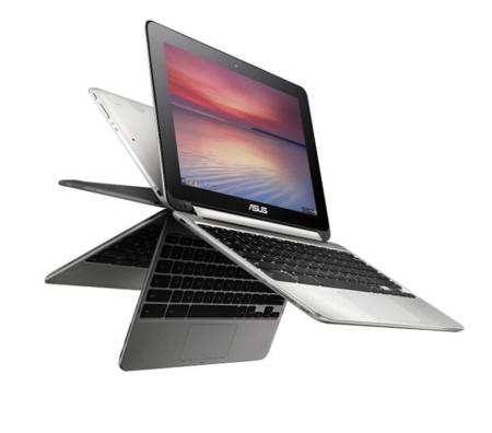 ASUS Chromebook Flip C100 tiene pantalla giratoria de 360° y procesador Rockchip