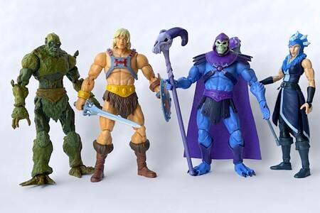 He Man Masters Of The Universe Revelation Figuras Accion Mattel