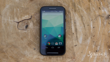 Motorola Moto E, análisis
