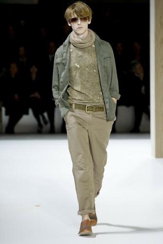 HE by Mango, Primavera-Verano 2010: colección para el hombre joven y moderno. Verde