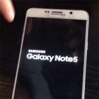 Habemus benchmarks filtrados del Galaxy Note 5, los rumores continúan confirmándose
