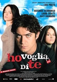 'Ho voglia di te', un film dirigido por un español que bate récords en la taquilla italiana