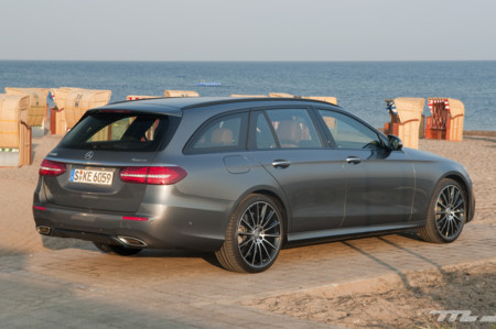 Mercedes-Benz Clase E Estate, toma de contacto