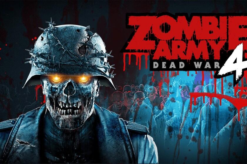 Zombie Army 4: Dead War, el título disponible en PlayStation Plus y Xbox Game Pass, añade mejoras para PS5 y Xbox Series X/S