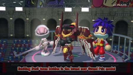 Super Bomberman R Actualizacion 2 0 02