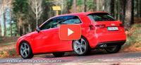 Audi A3 2.0 TDI, prueba (vídeo, valoración y ficha técnica)