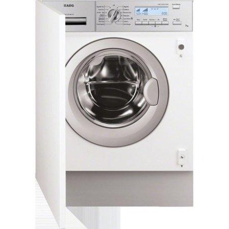 lavadora AEG integrable