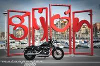 Harley-Davidson Sportster Iron 883, prueba (características y curiosidades)