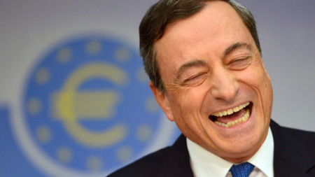 Primera Reaccion Draghi