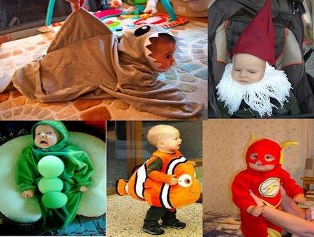 Disfraces de carnaval originales para bebés