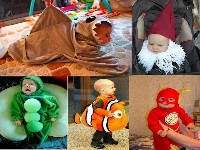 Disfraces originales para beb ni o imagui - Disfraces para bebes de un ano ...