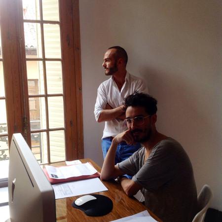 Entrevistamos a Juan Carlos Fernández y Antonio Burillo, fundadores de the2ndskinco, en su atelier-showroom