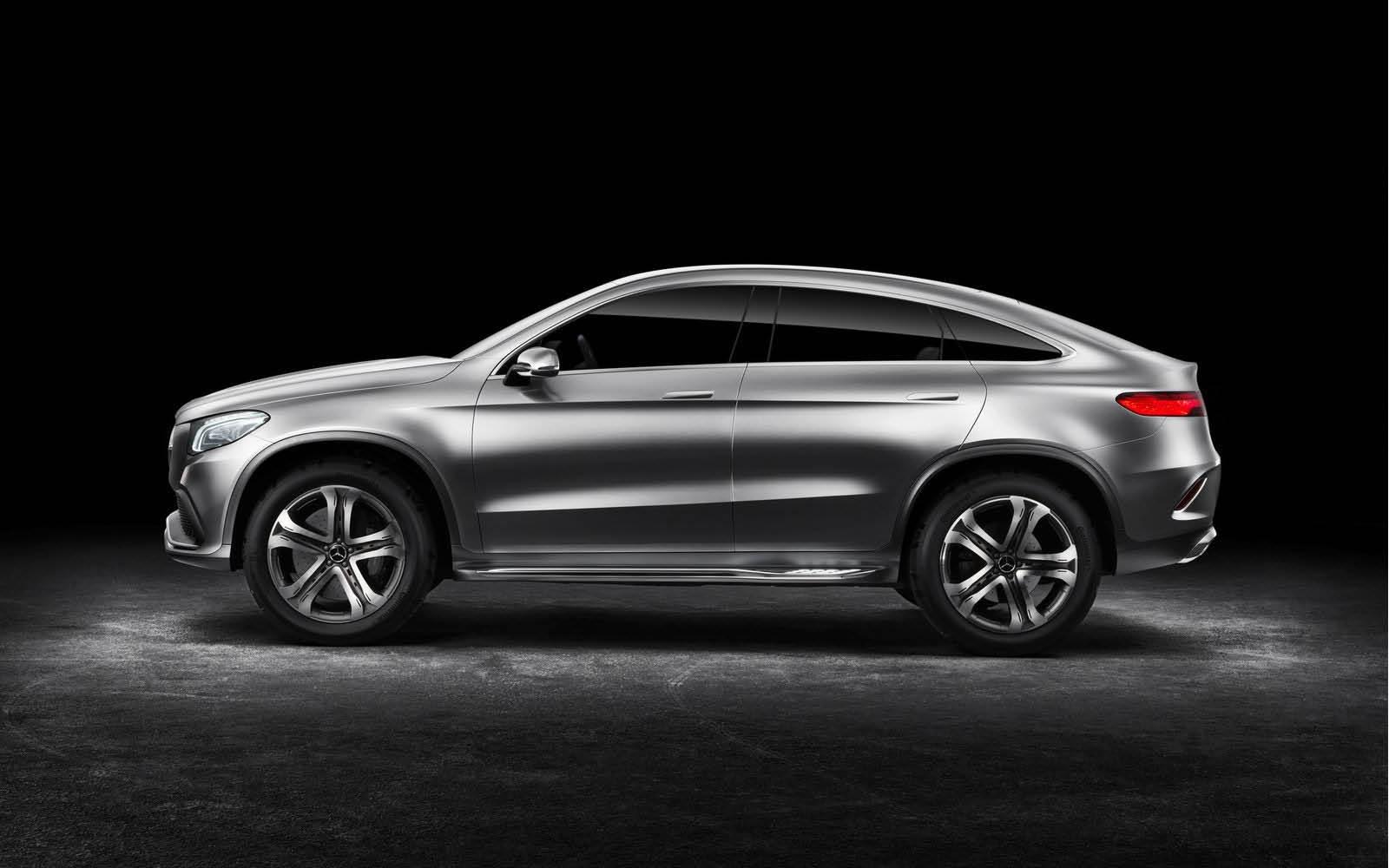 Foto de Mercedes-Benz Coupé SUV Concept (19/30)