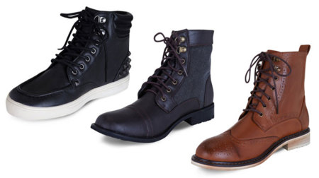 Tres botas para tres looks diferentes en Blanco