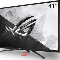 El ASUS ROG Strix XG43UQ tiene precio y fecha de salida: llegará en mayo con HDMI 2.4, 43 pulgadas y 144 Hz