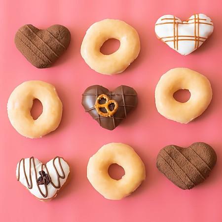 Rosquillas Como Ganar Concurso De Donas Gratis Krispy Kreme