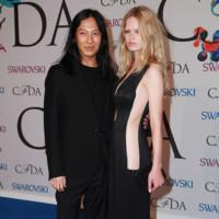 Anna Ewers CFDA Awards 2014