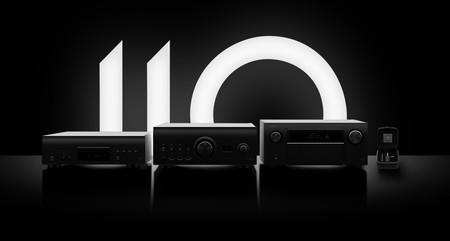 Denon celebra su 110 aniversario con la A110 Series: cuatro equipos HiFi para llevar un sonido de alta fidelidad a tu salón