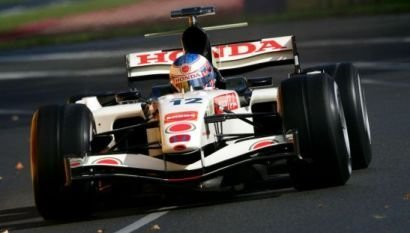 Mala suerte para Jenson Button