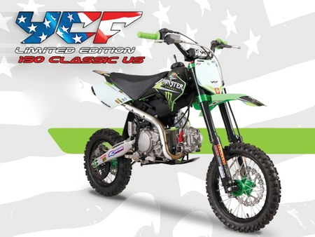 YCF Limited Edition USA 2012