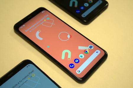 Los gestos de Android 10 ya son compatibles con launchers de terceros, primero en el Pixel 4
