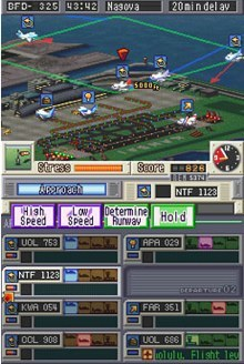 'Air Traffic Chaos' anunciado para Nintendo DS