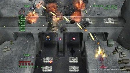 """'Under Defeat HD'. Vídeo sobre su modo extra """"New order"""""""