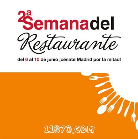 La semana del restaurante en Madrid