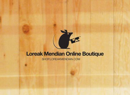 Loreak Mendian inaugura tienda online