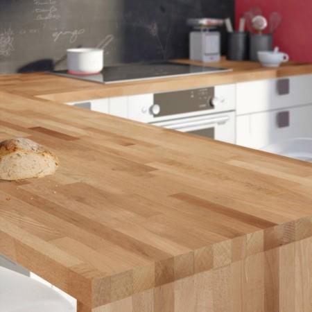 Pensando en cambiar la cocina esto es todo lo que - Encimera madera maciza ...