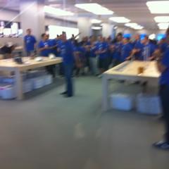 Foto 33 de 93 de la galería inauguracion-apple-store-la-maquinista en Applesfera