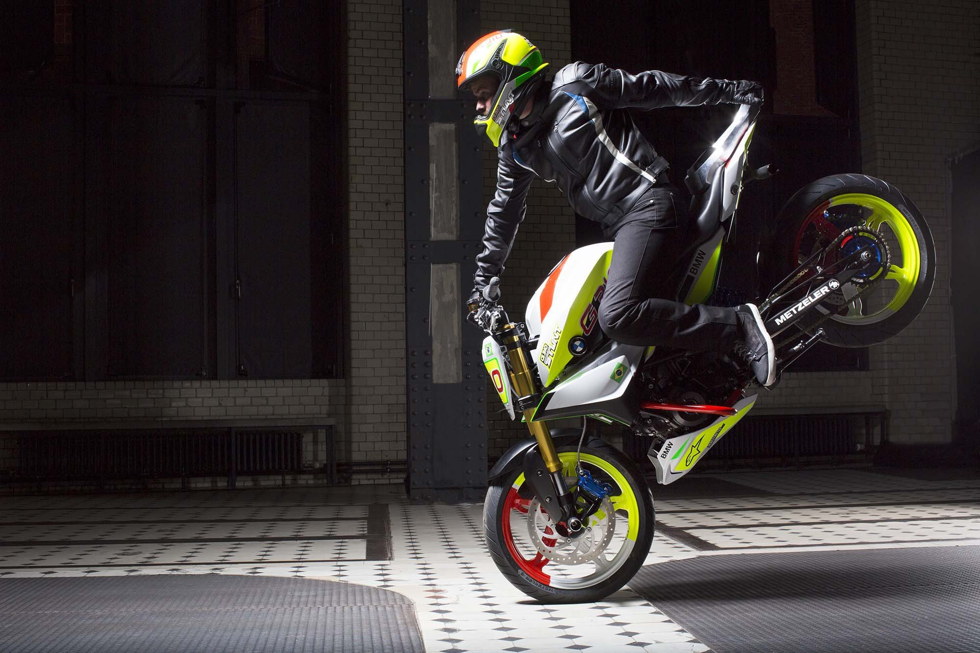 Foto de BMW Concept Stunt G 310 (18/36)
