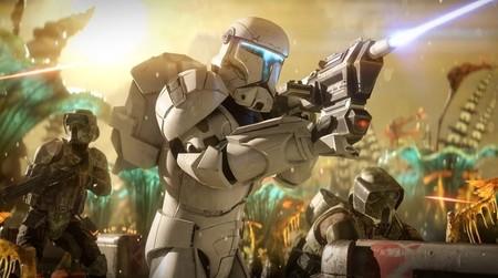 Star Wars: Battlefront II recibirá esta semana nuevos personajes y modos de juego, entre ellos uno cooperativo PvE