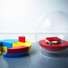 Foto 1 de 4 de la galería cocoon-1-de-micasa-lab-un-mueble-en-el-que-se-puede-vivir en Decoesfera