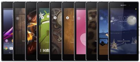 Sony Xperia Themes, ¿cómo conseguir que tu Sony Xperia sea único?
