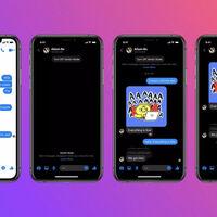 Messenger e Instagram estrenan conversaciones efímeras con mensajes que desaparecen y avisos al hacer capturas de pantalla
