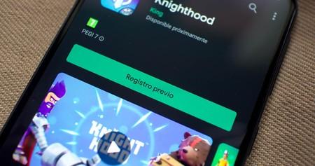 Google Play descargará automáticamente las aplicaciones a las que te hayas registrado