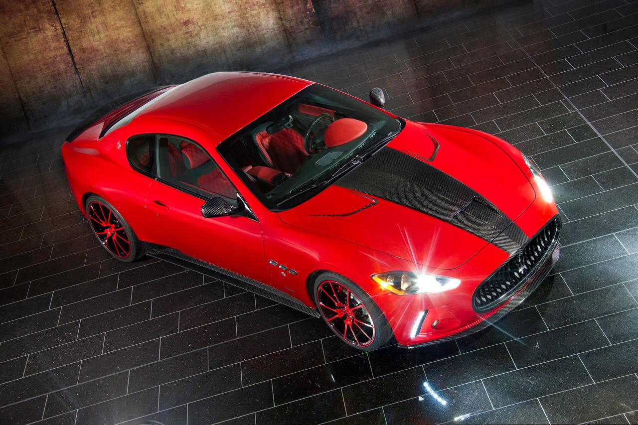 Foto de Mansoty Maserati GranTurismo (7/22)