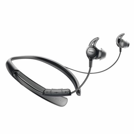 Bose QuietControl 30 Auriculares Inalámbricos Negros