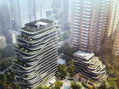 Armani participa en proyecto de residencia de lujo en Beijing