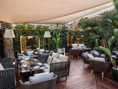 Así es el nuevo restaurante de Rafa Nadal, Enrique Iglesias y Pau Gasol en Ibiza