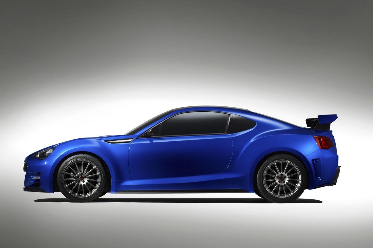 Foto de Subaru BRZ Concept STI (2/10)