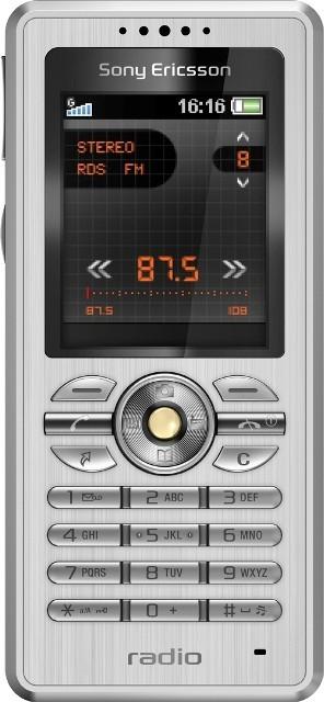 Foto de Sony Ericsson R300 y R360 (3/10)