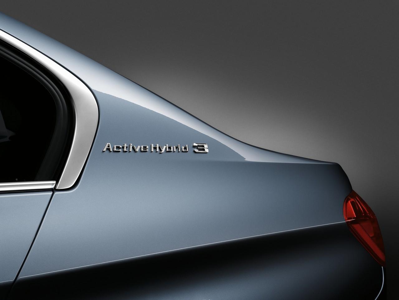 Foto de BMW ActiveHybrid 3 (1/6)