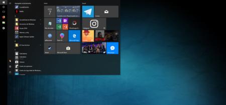 Cómo poner en vertical la barra de tareas de Windows 10