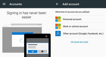 Microsoft Authenticator ya disponible en Google Play