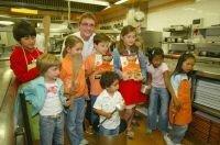 Recetas para niños en Txikichef