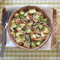 15 recetas sanas con melón, frescas y fáciles, para aprovechar este verano